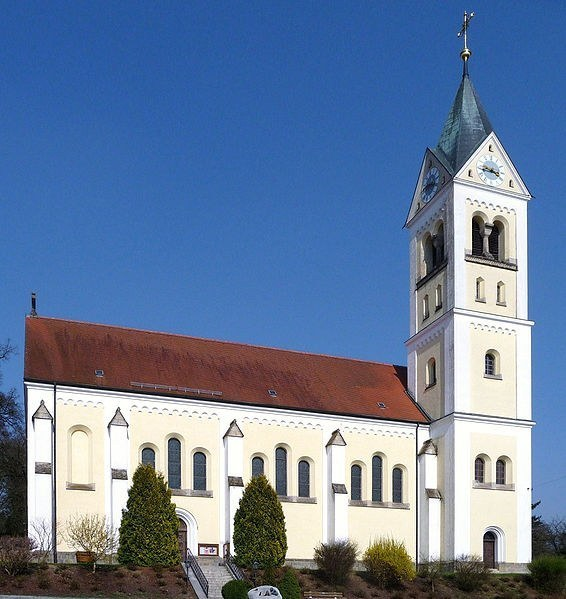 Katholische Kirche Ortenburg 2