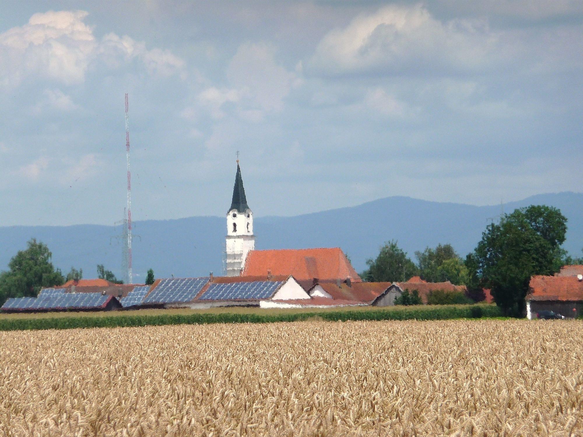 Kirchdorf Osterhofen