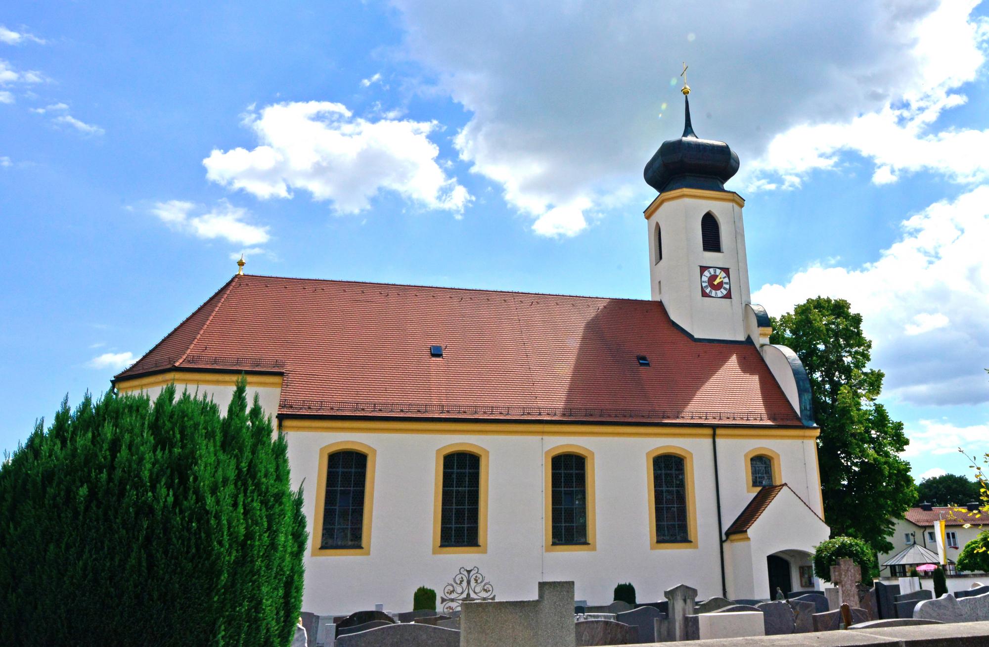 Kirche Zur heiligen Familie PV Feichten