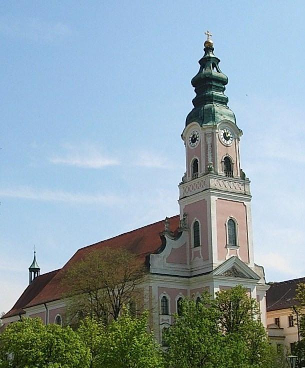 Kirche Aldersbach