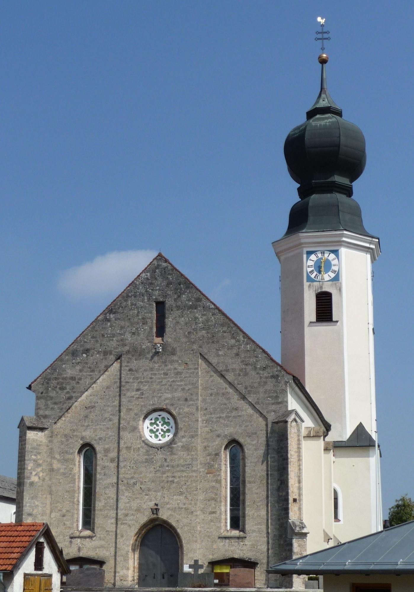Kirche Egglfing
