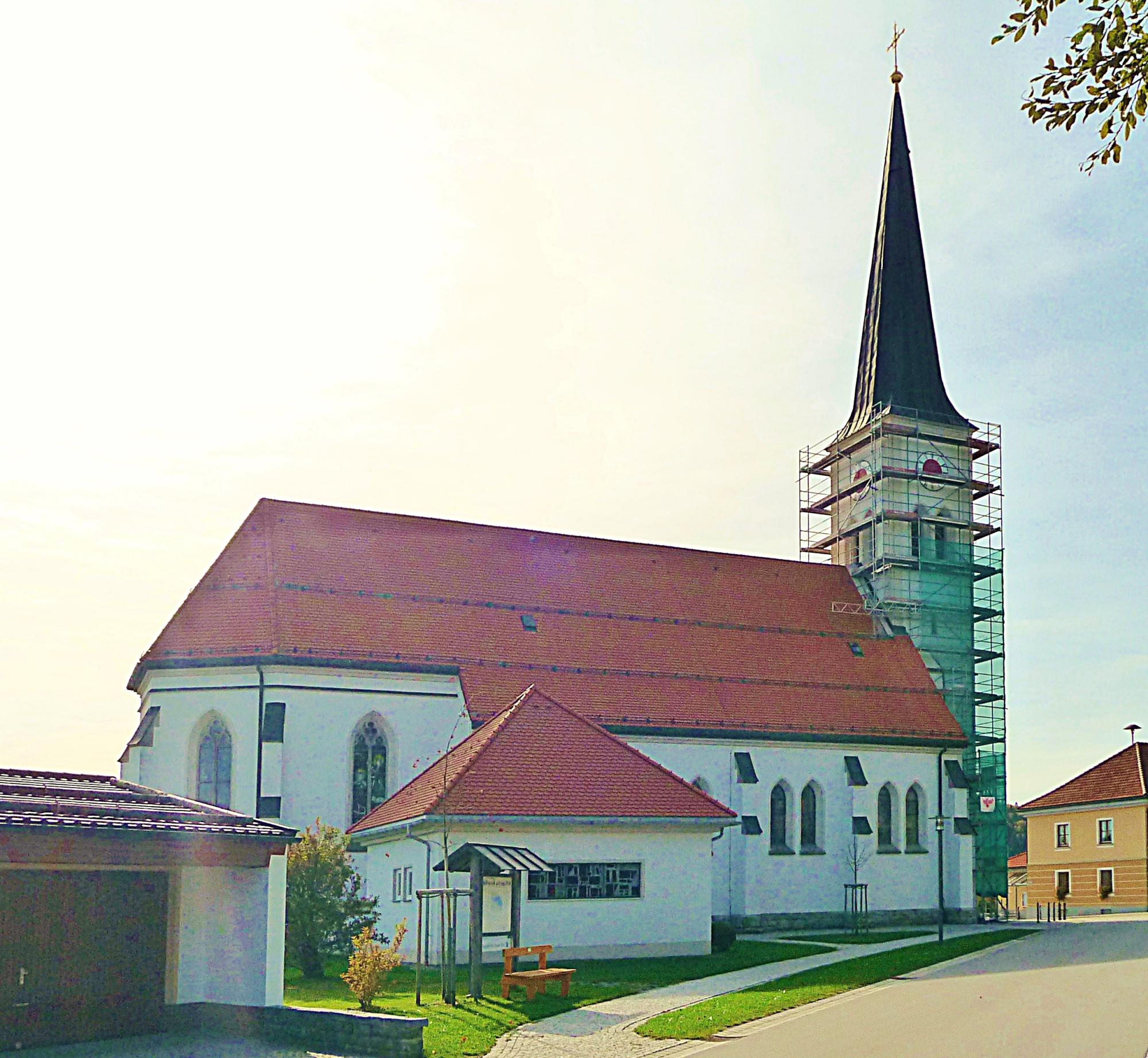 Kirche Hintereben