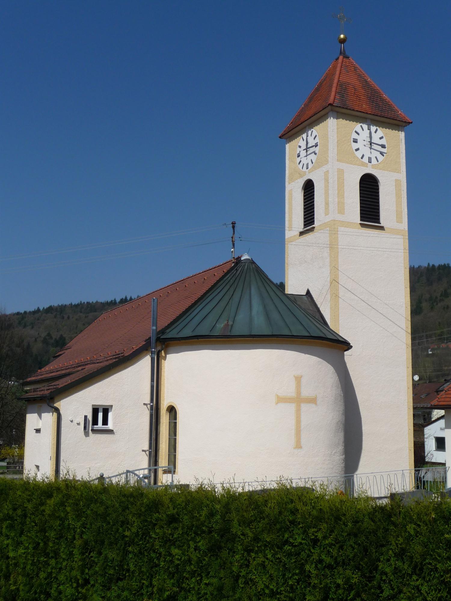 Kirche Hunding