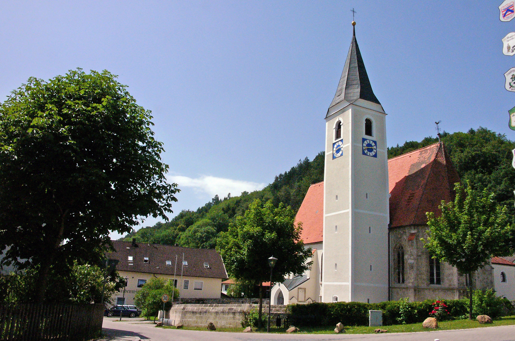 Kirche Julbach Zitzelsberger