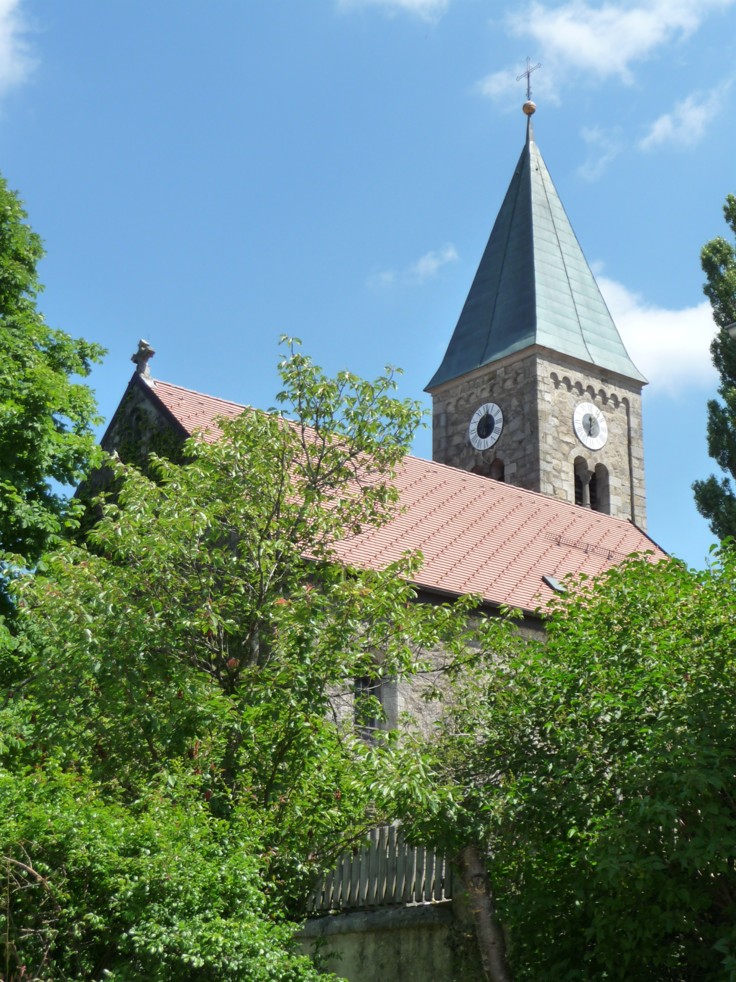 Kirche Riggerding