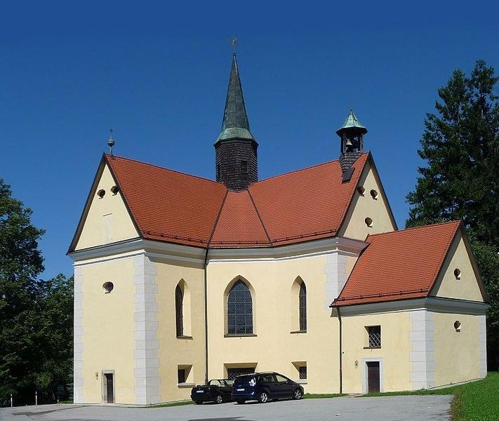 Kirche St Korona Passau 2