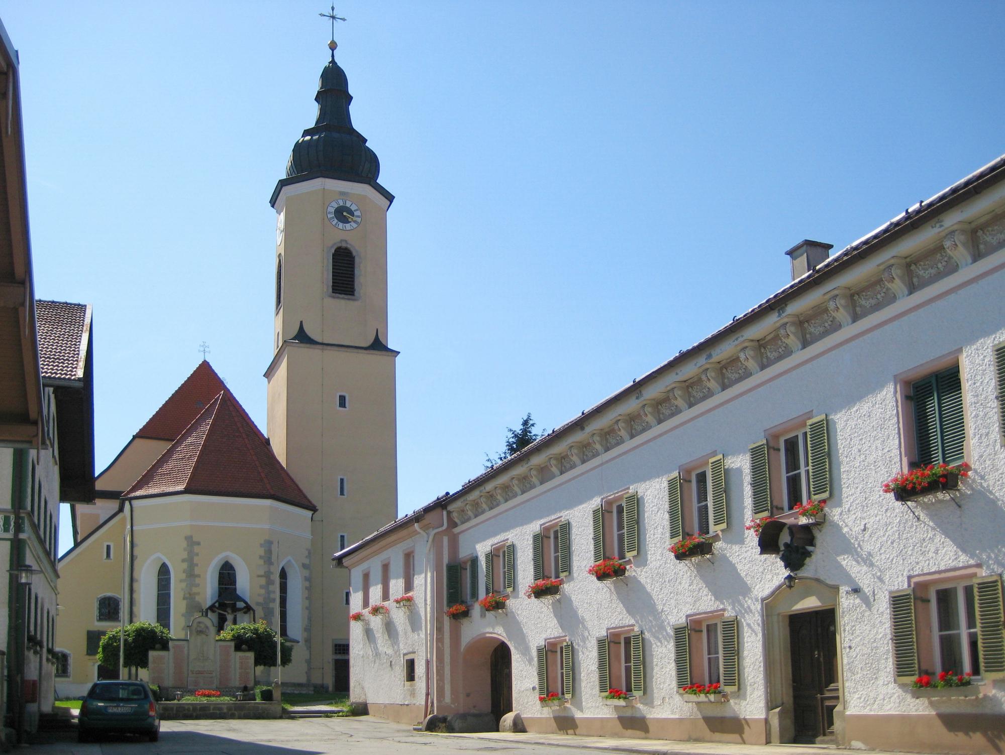 Kirche Stra C39 Fkirchen NB