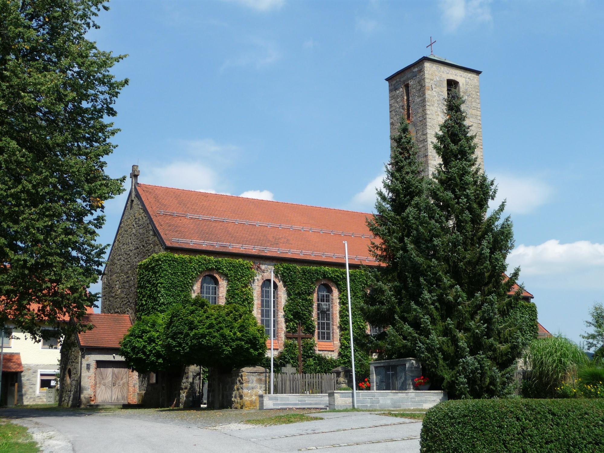 Kirche Thannberg