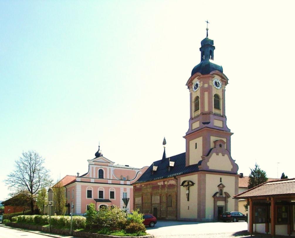 Kirchen von Thyrnau 2