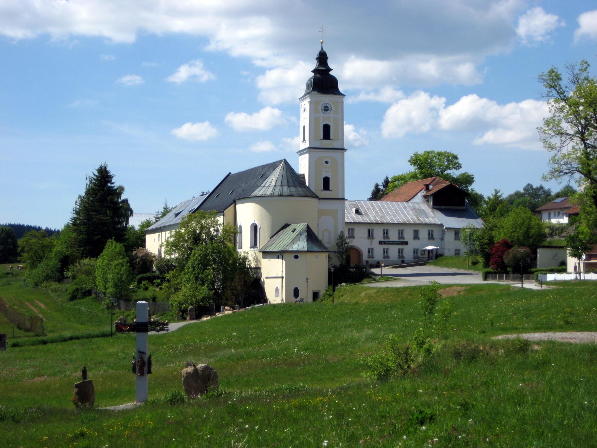 Kloster Sankt Oswald 1