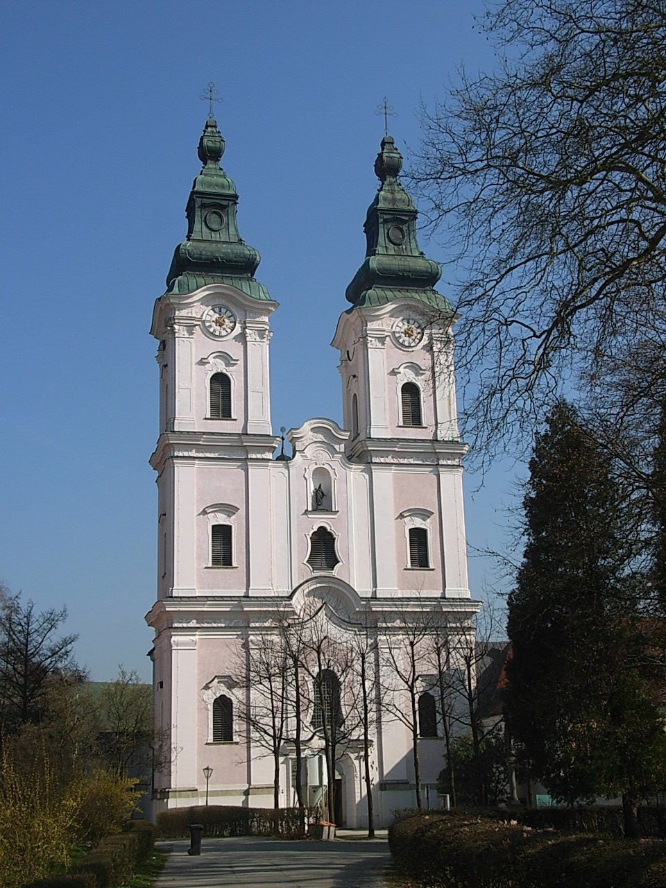 Klosterkirche Vornbach