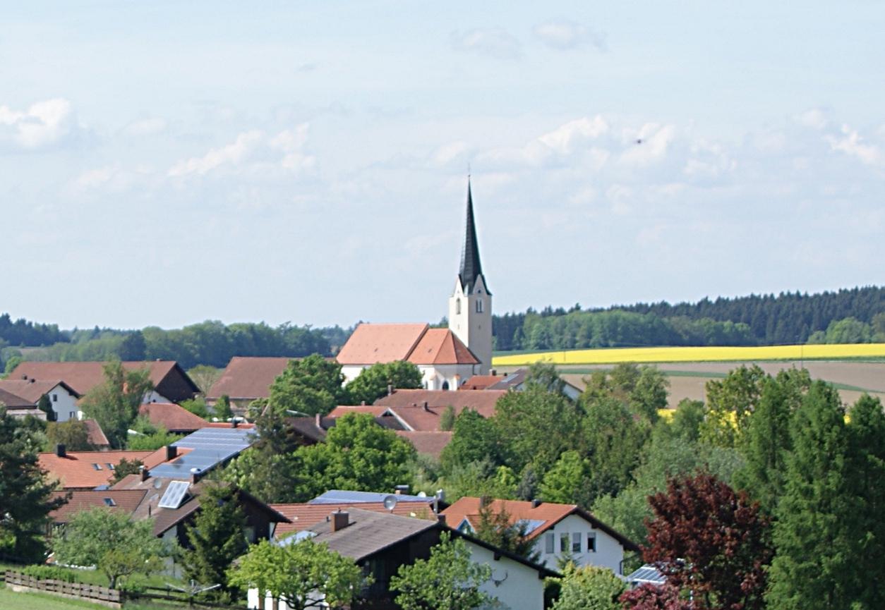Neuhofen im Landkreis Rottal Inn