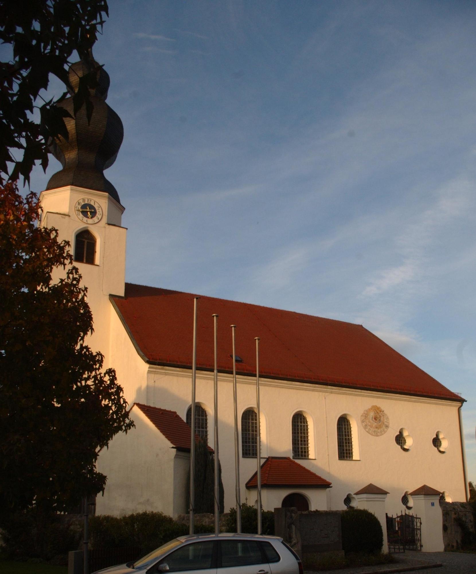 Niedergottsau Kirche