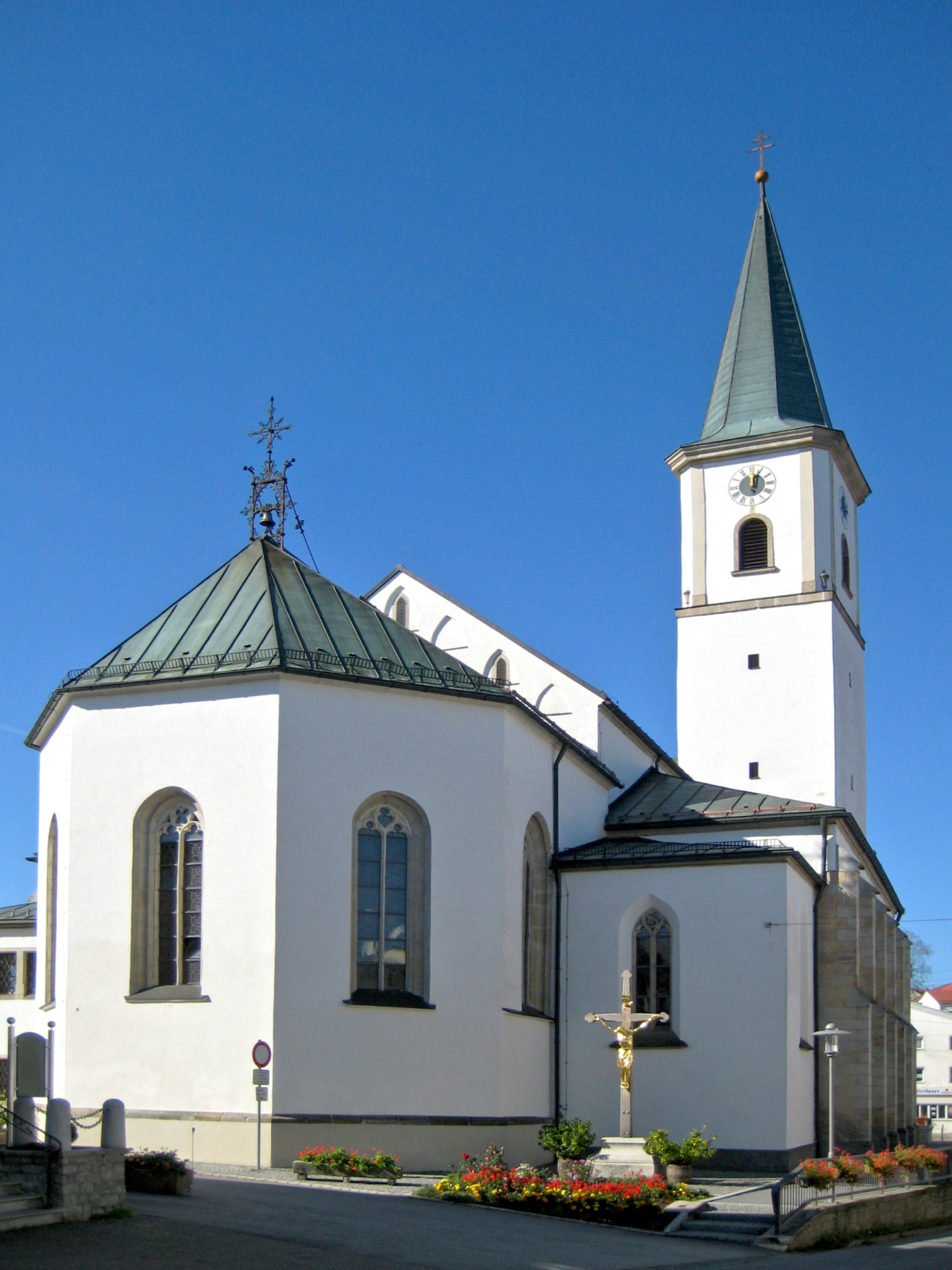 Perlesreut Kirche
