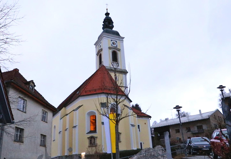 Pfarrkirche Kirchdorf im Wald Website