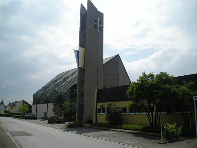Pfarrkirche St Josef Altötting web