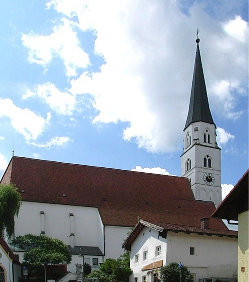 Pfarrkirche Arnstorf 2