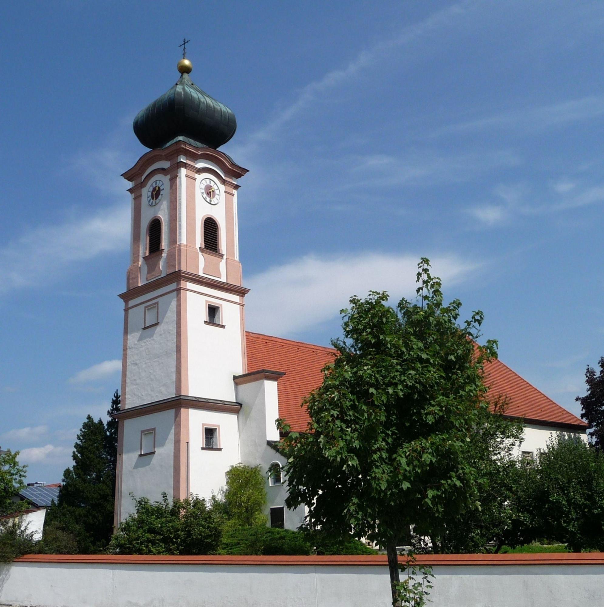 Pfarrkirche Au C39 Fernzell