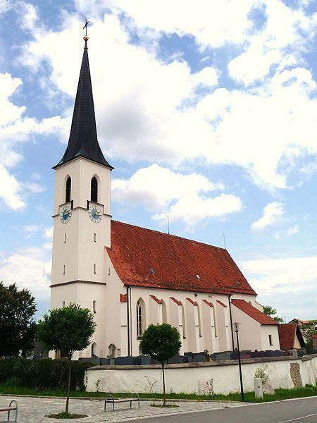 Pfarrkirche Aunkirchen