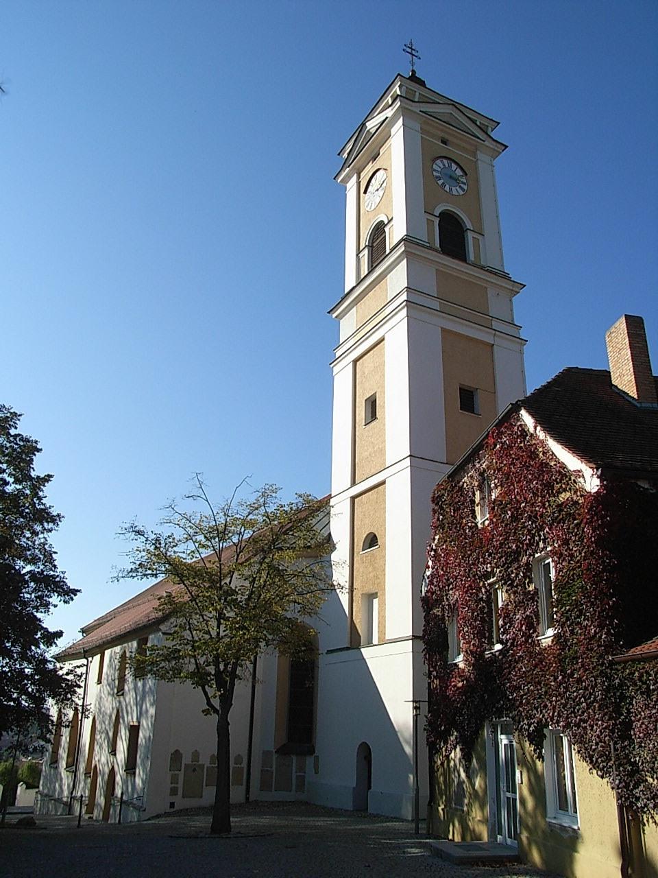 Pfarrkirche Bad Birnbach