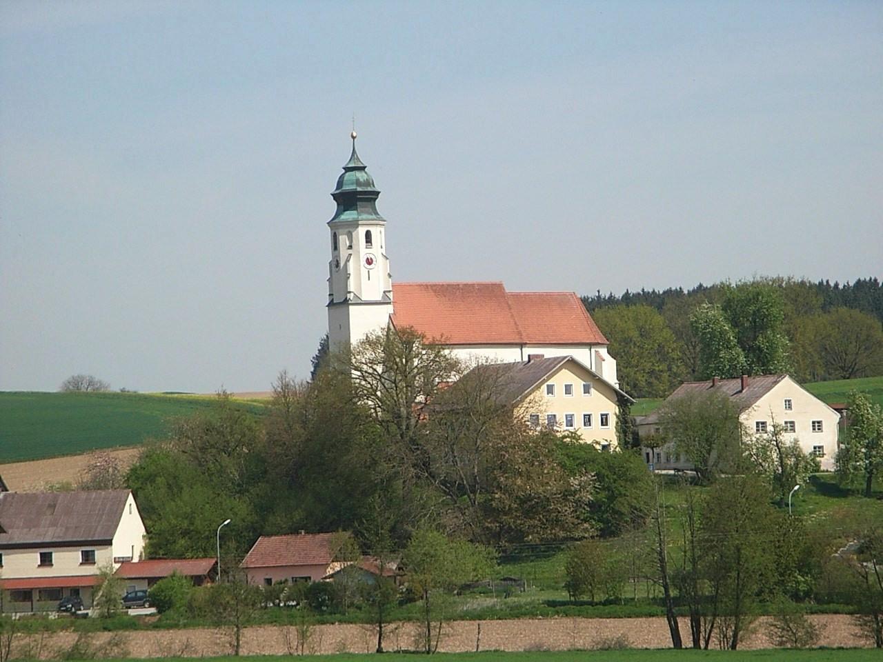Pfarrkirche Berg bei Ruhstorf