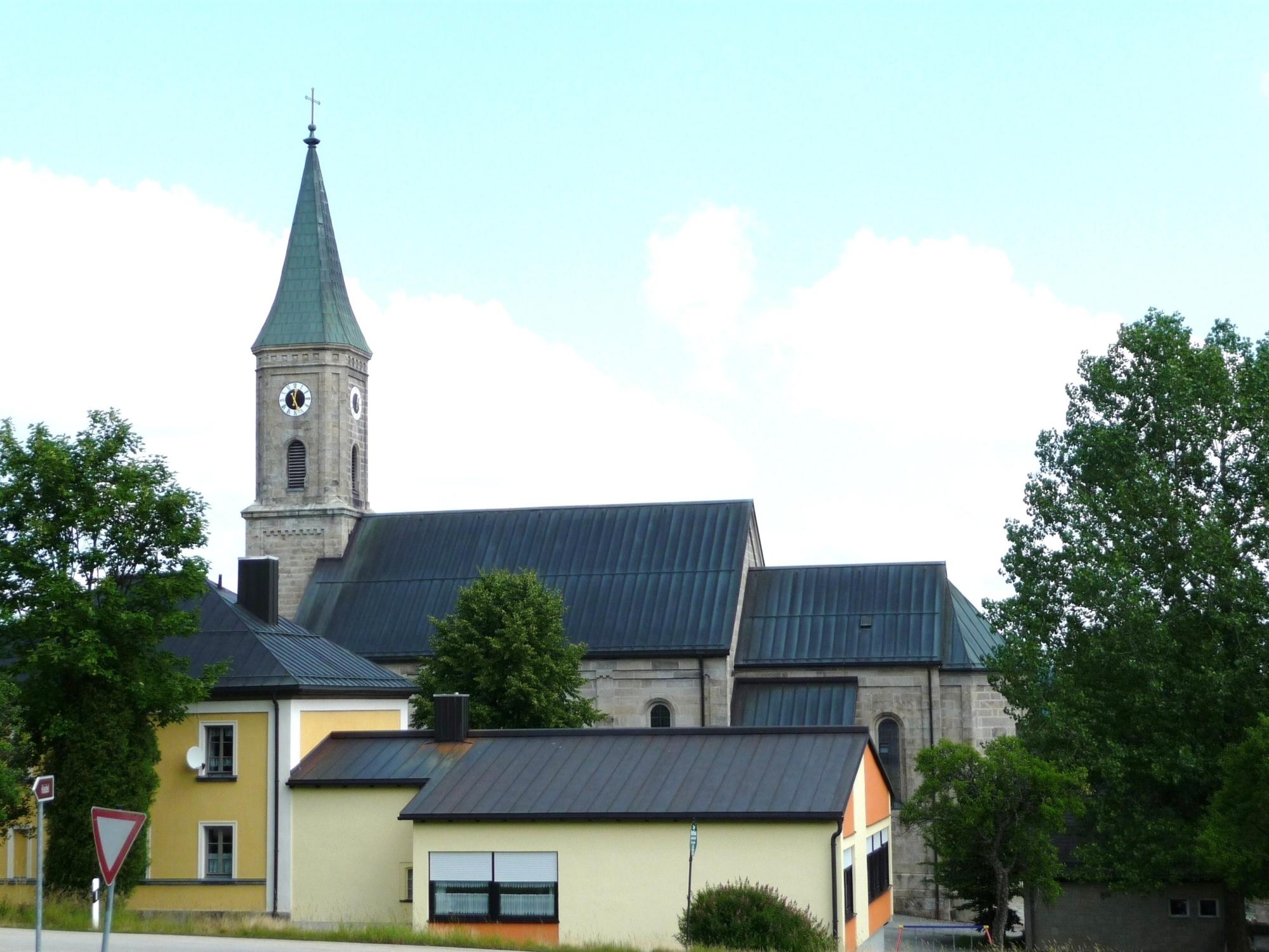 Pfarrkirche Bischofsreut