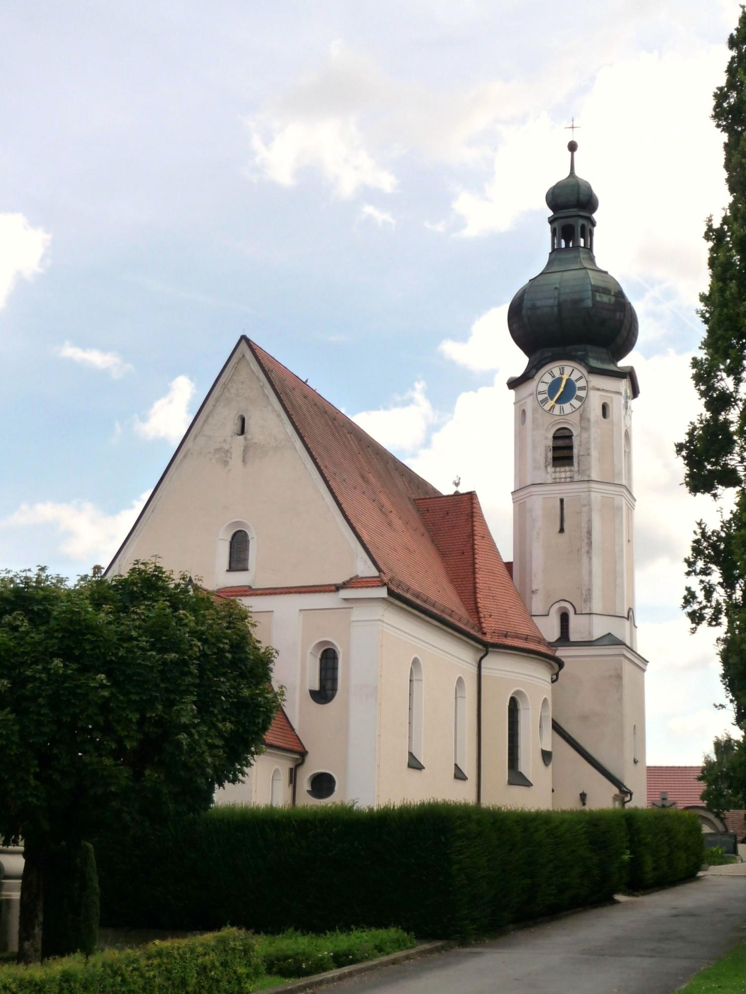 Pfarrkirche Buchhofen