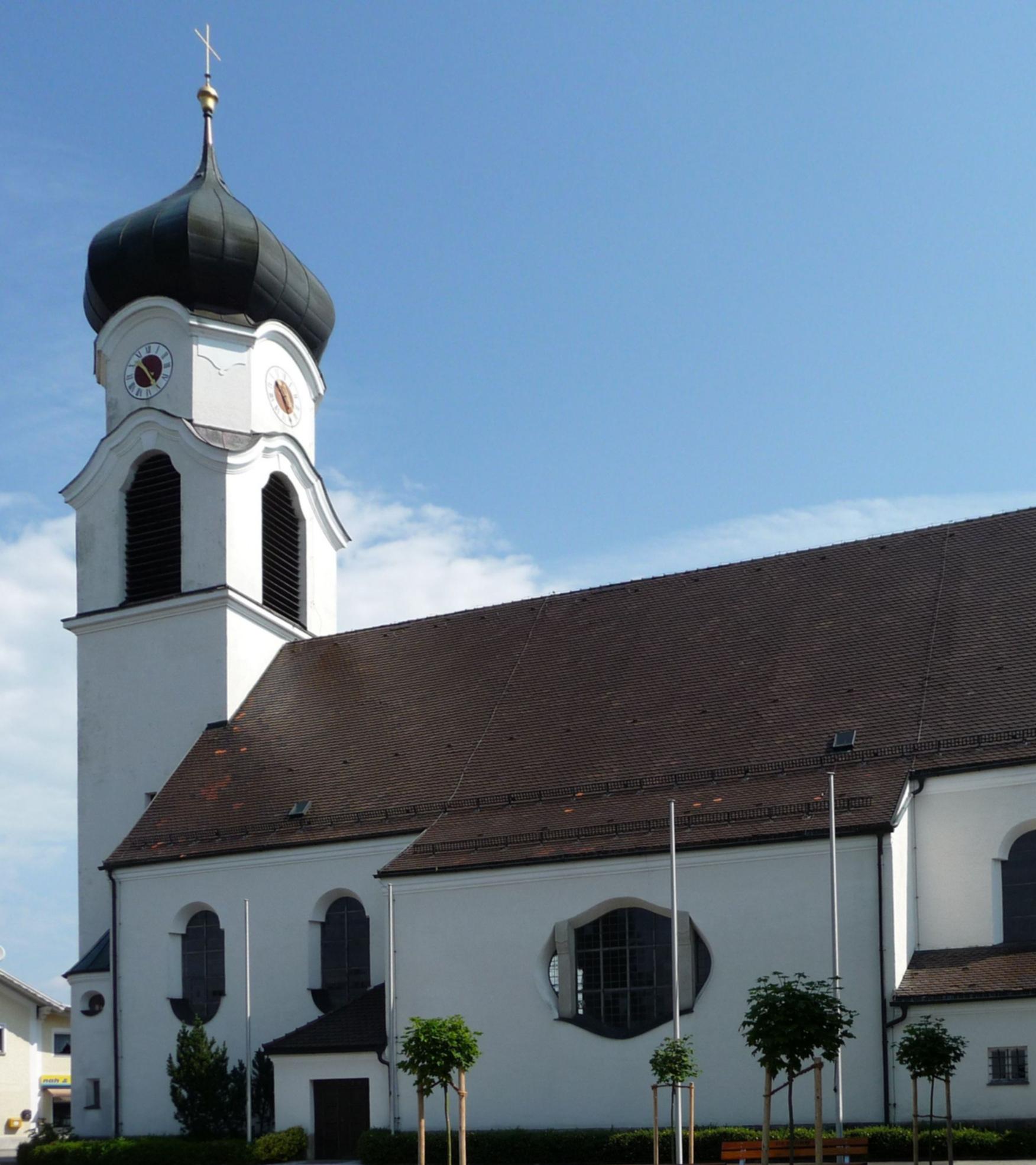 Pfarrkirche Denkhof 2