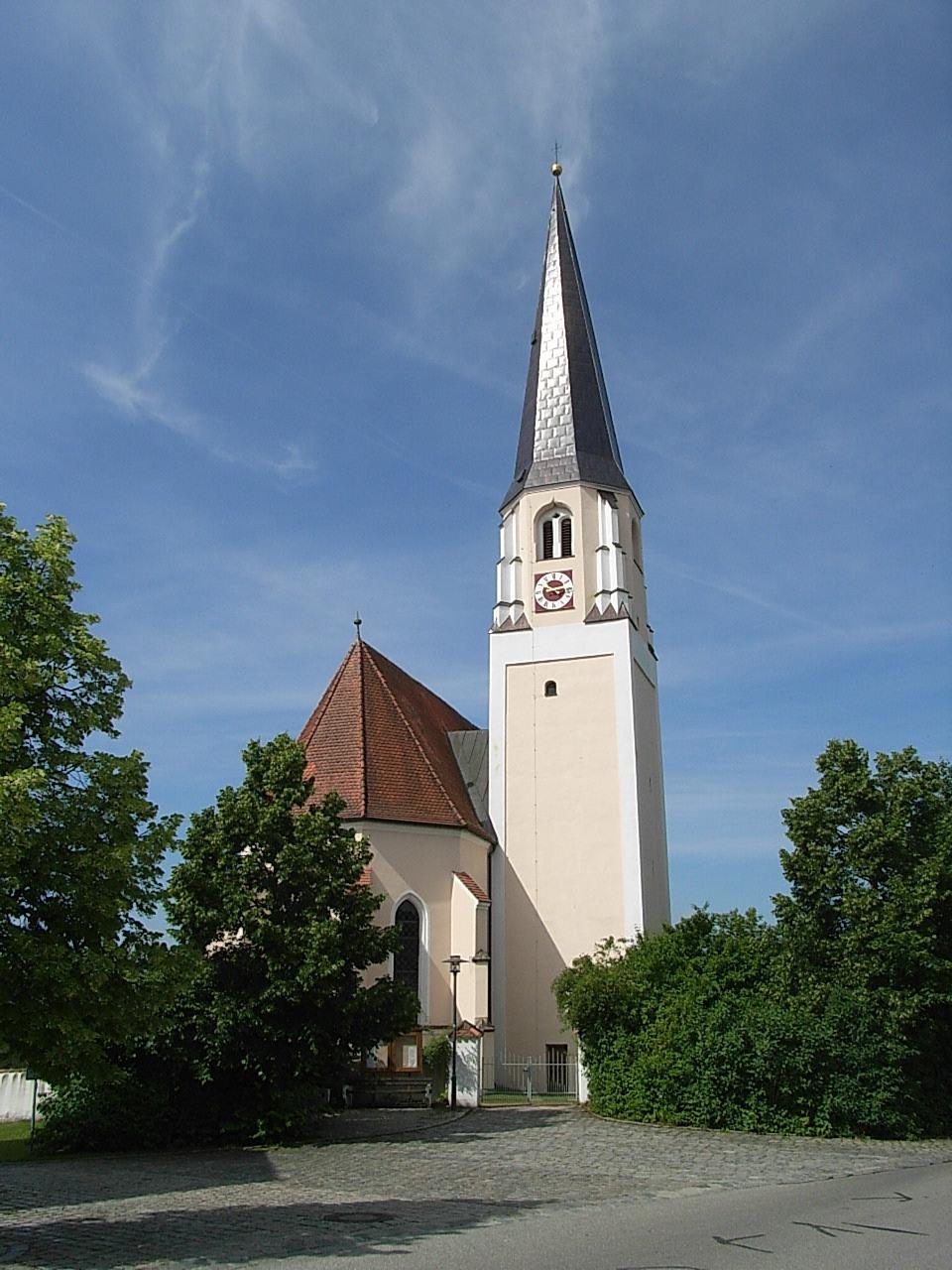 Pfarrkirche Dietersburg
