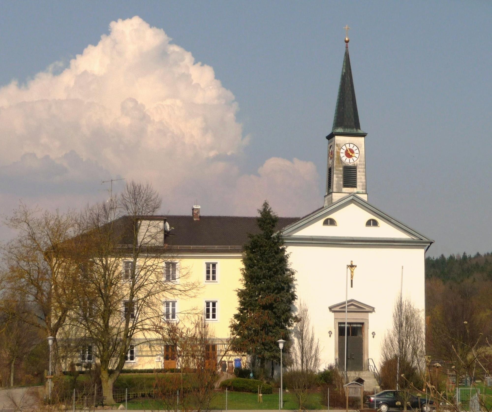 Pfarrkirche Dorfbach