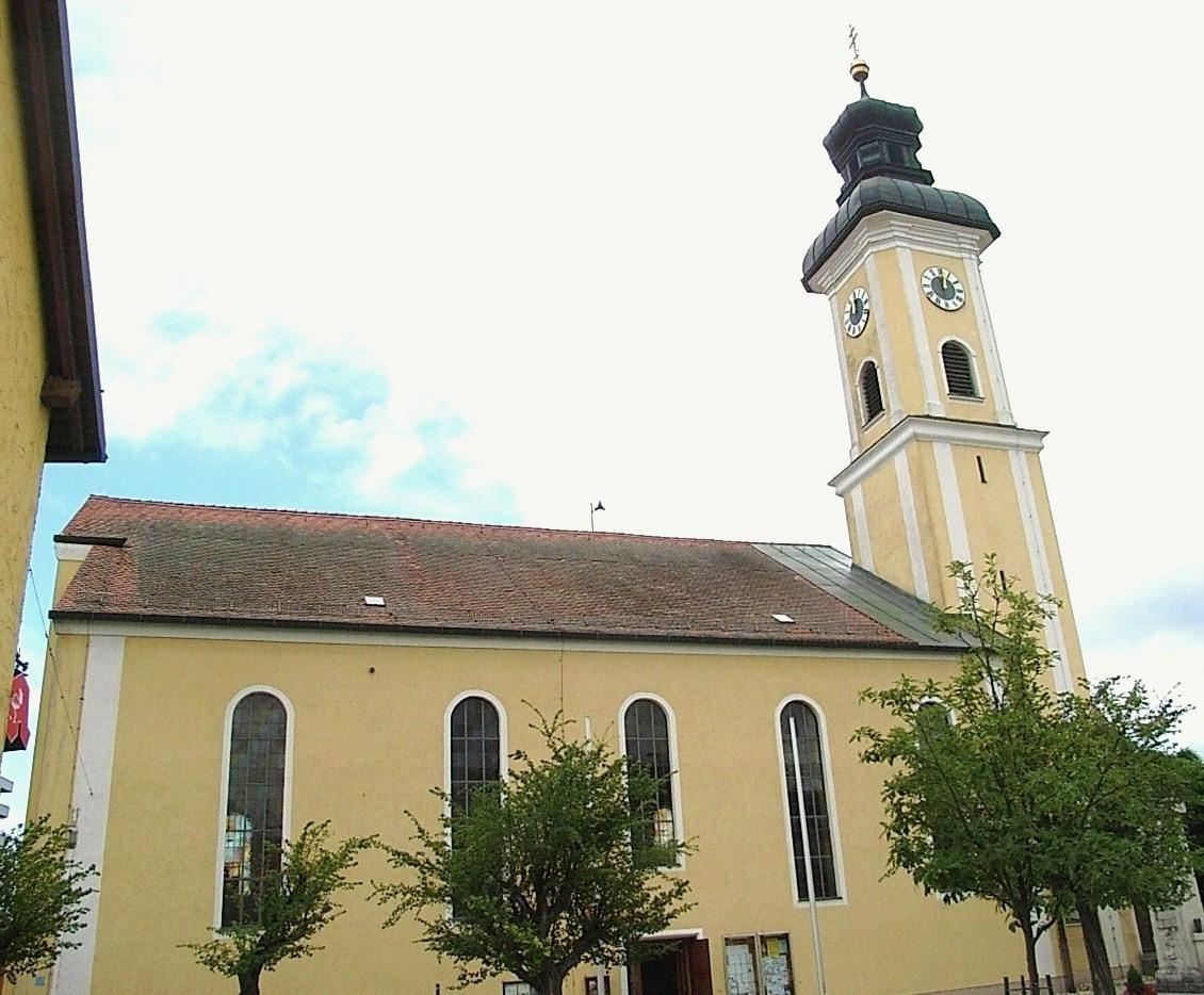 Pfarrkirche Eichendorf