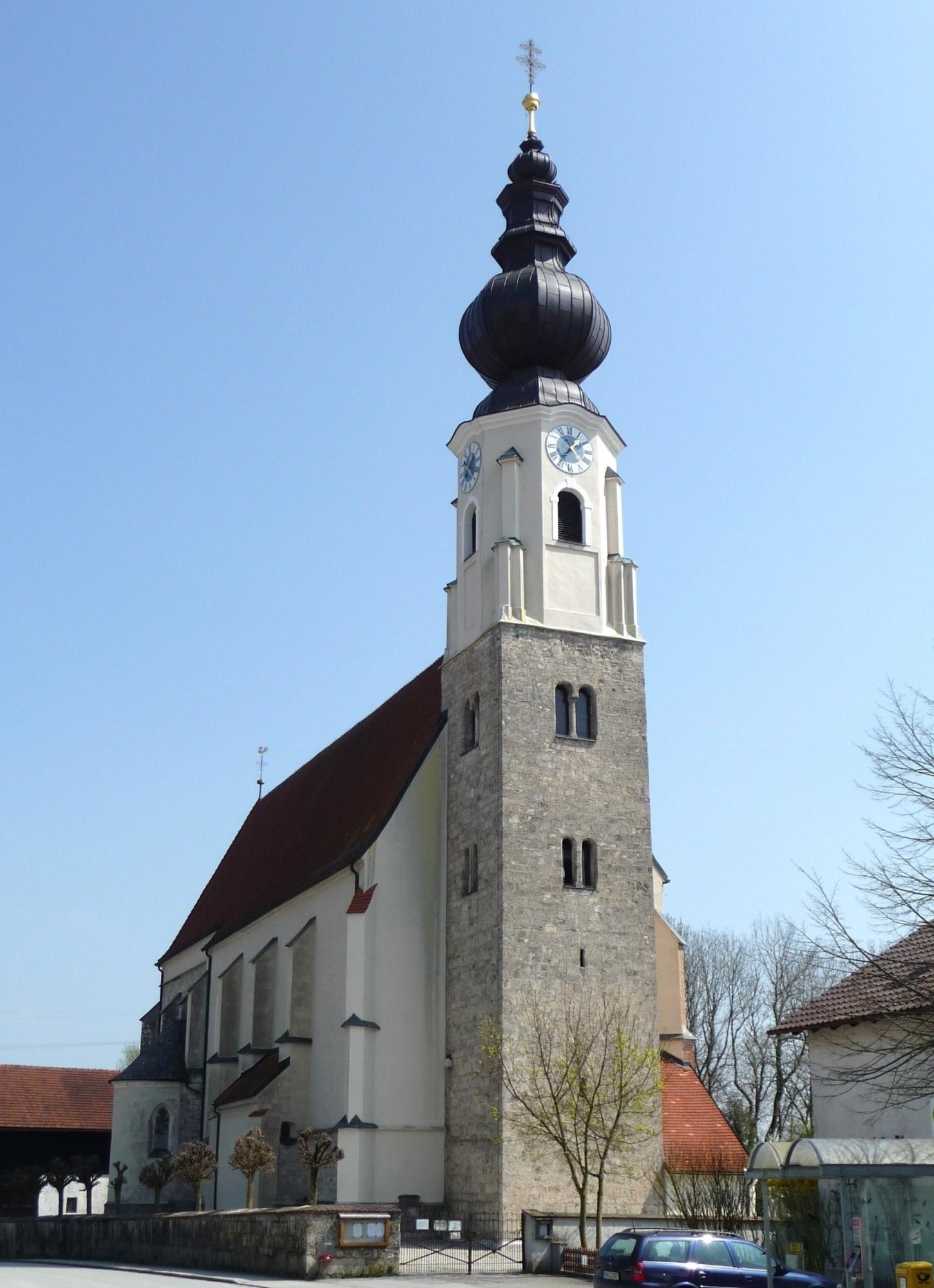 Pfarrkirche Erlach