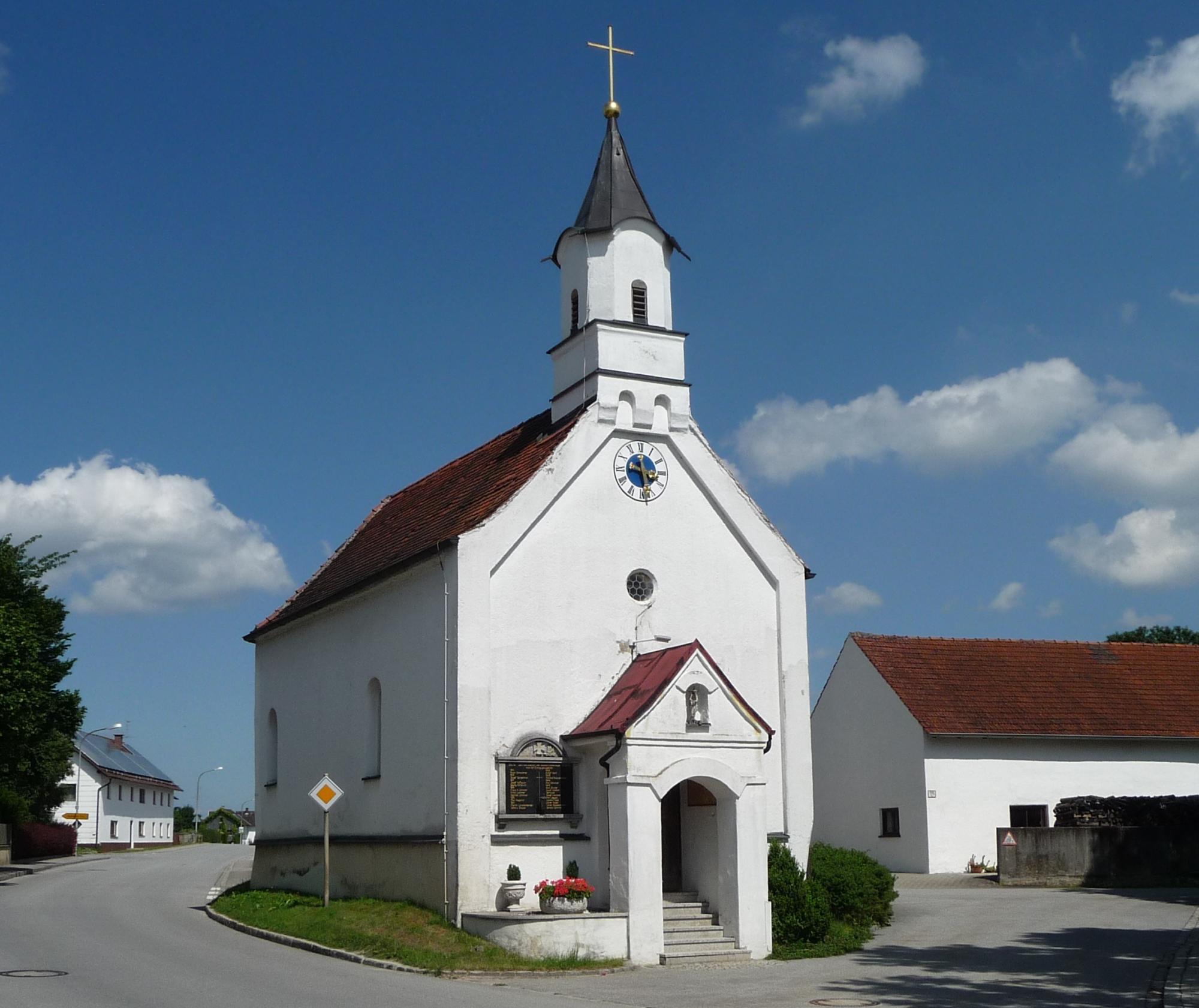 Pfarrkirche Exing