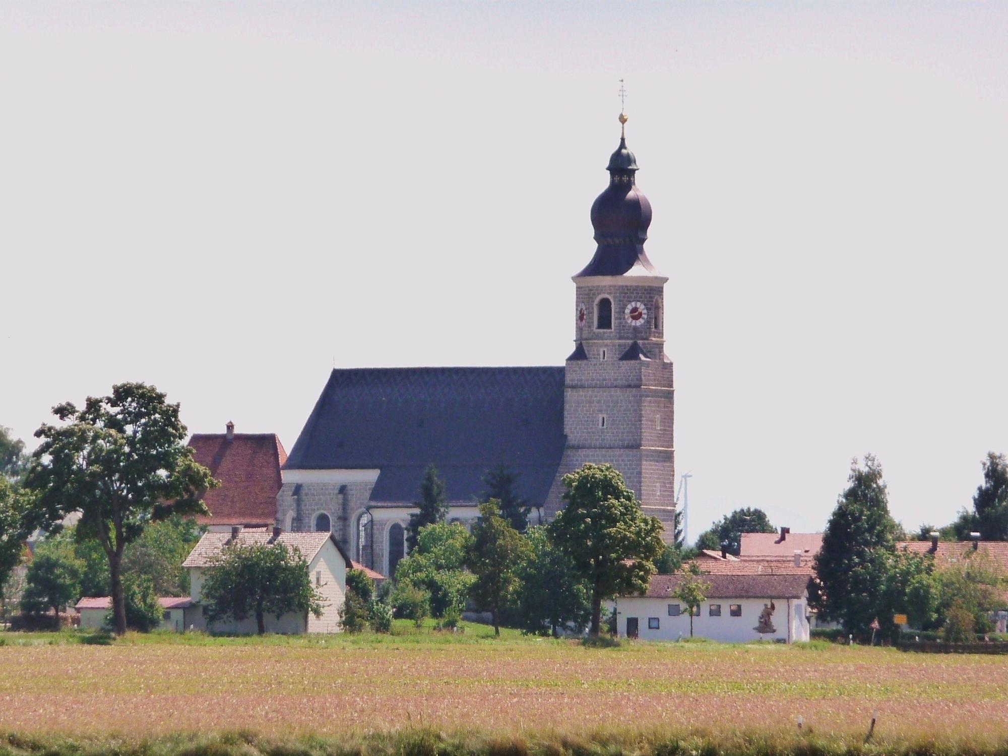 Pfarrkirche Feichten an der Alz