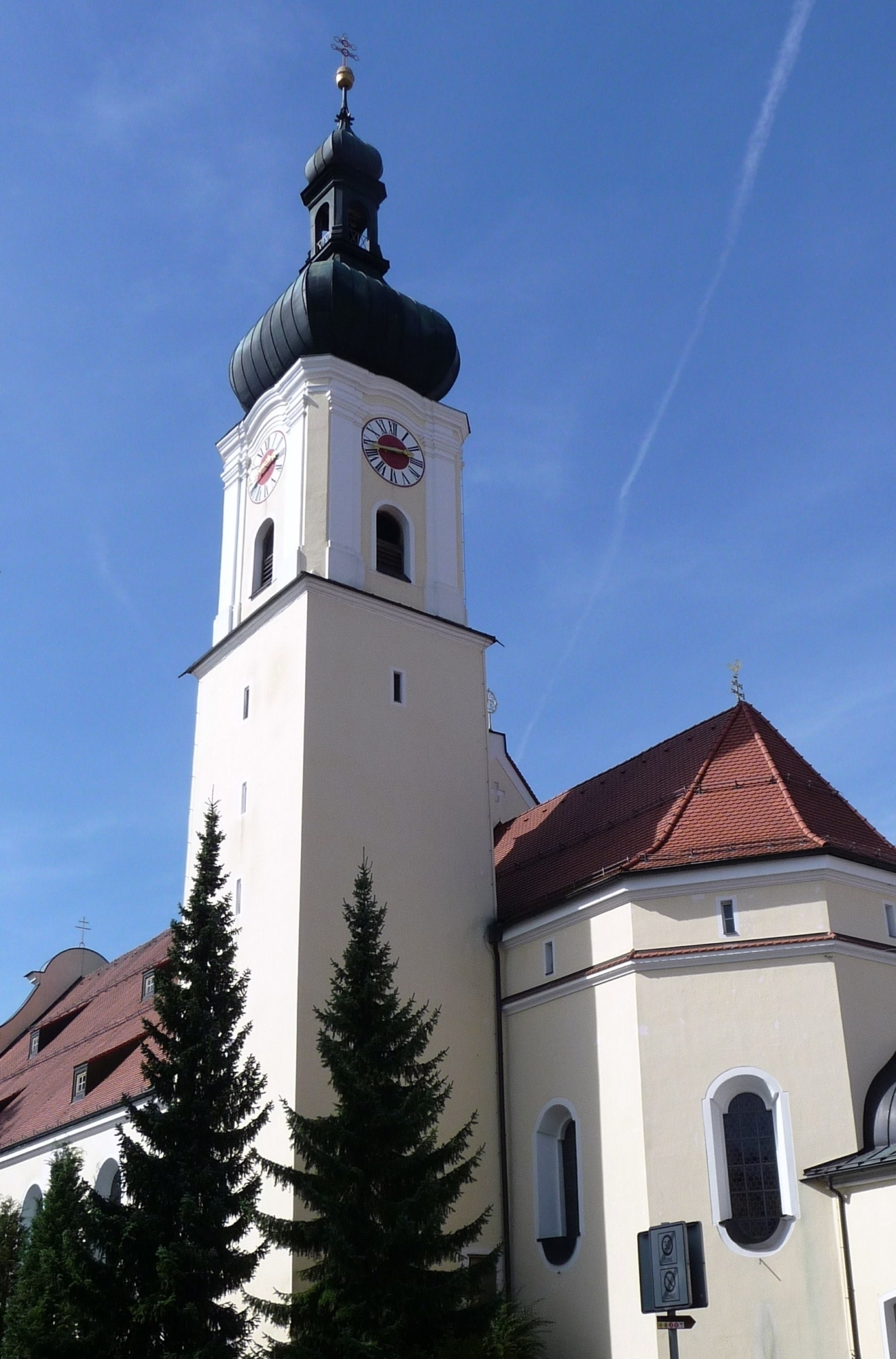 Pfarrkirche Grafenau