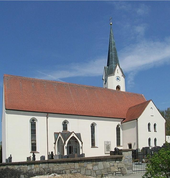 Pfarrkirche Haarbach 2