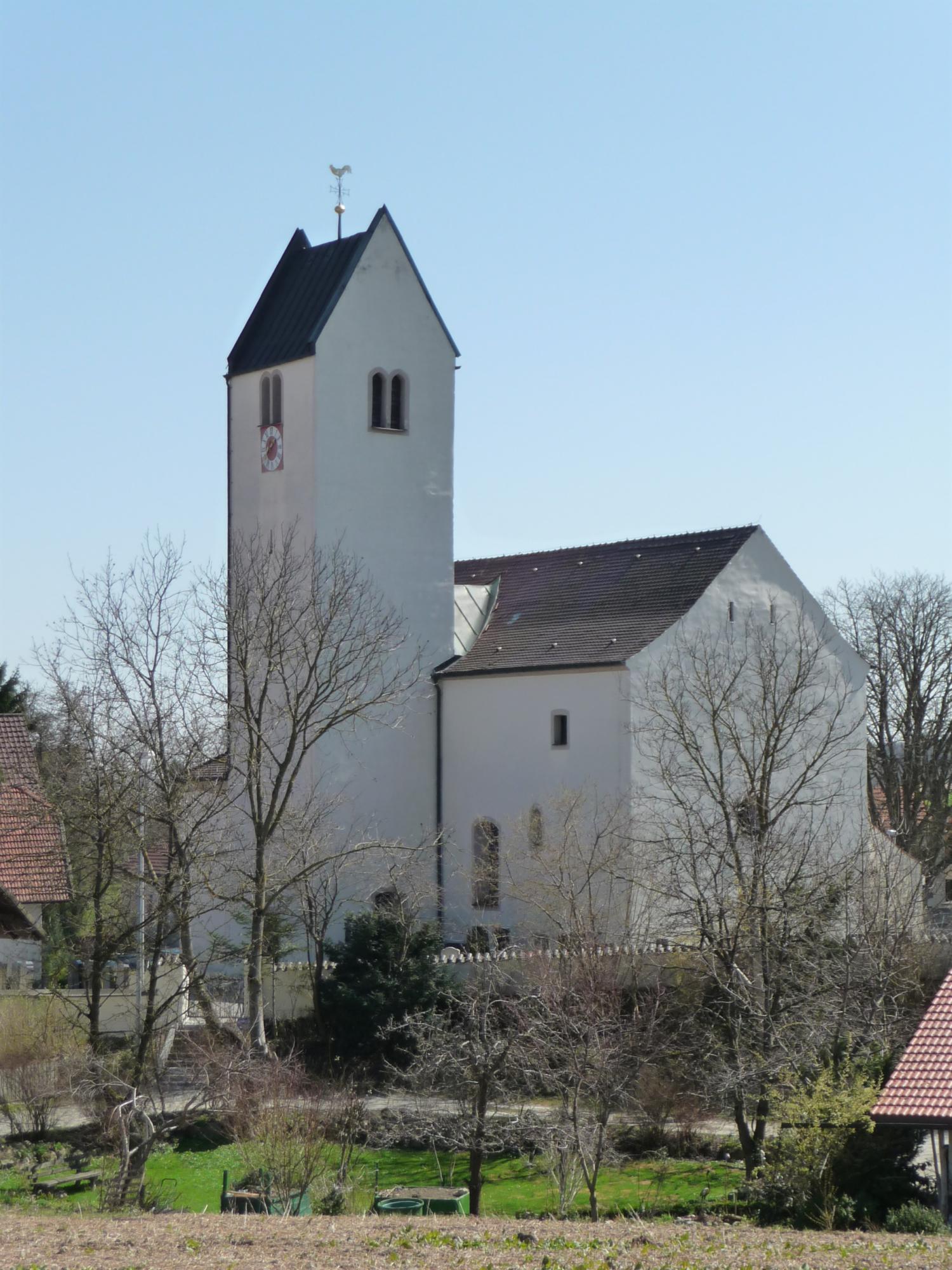 Pfarrkirche Hader