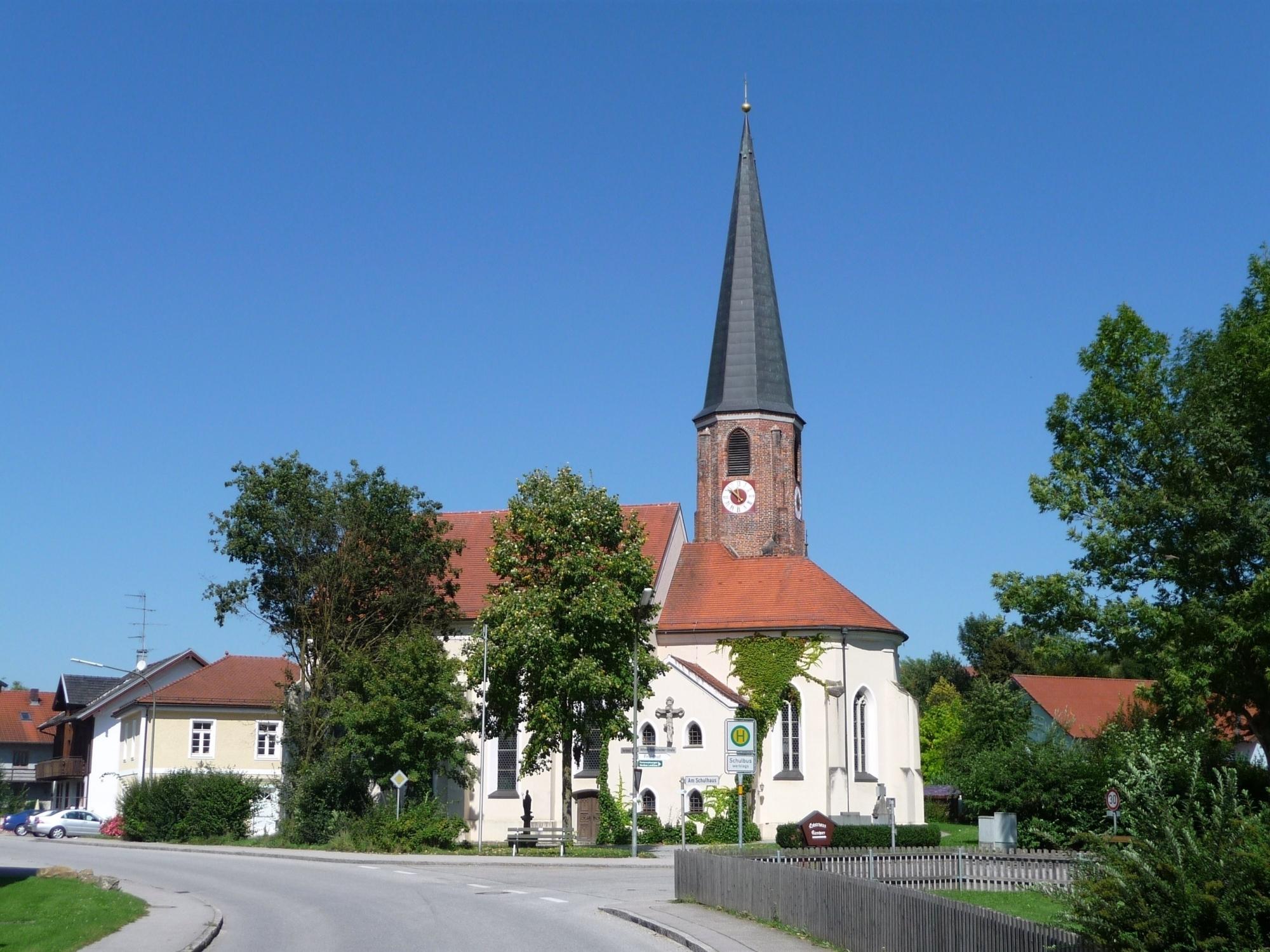 Pfarrkirche Hirschbach Birnbach