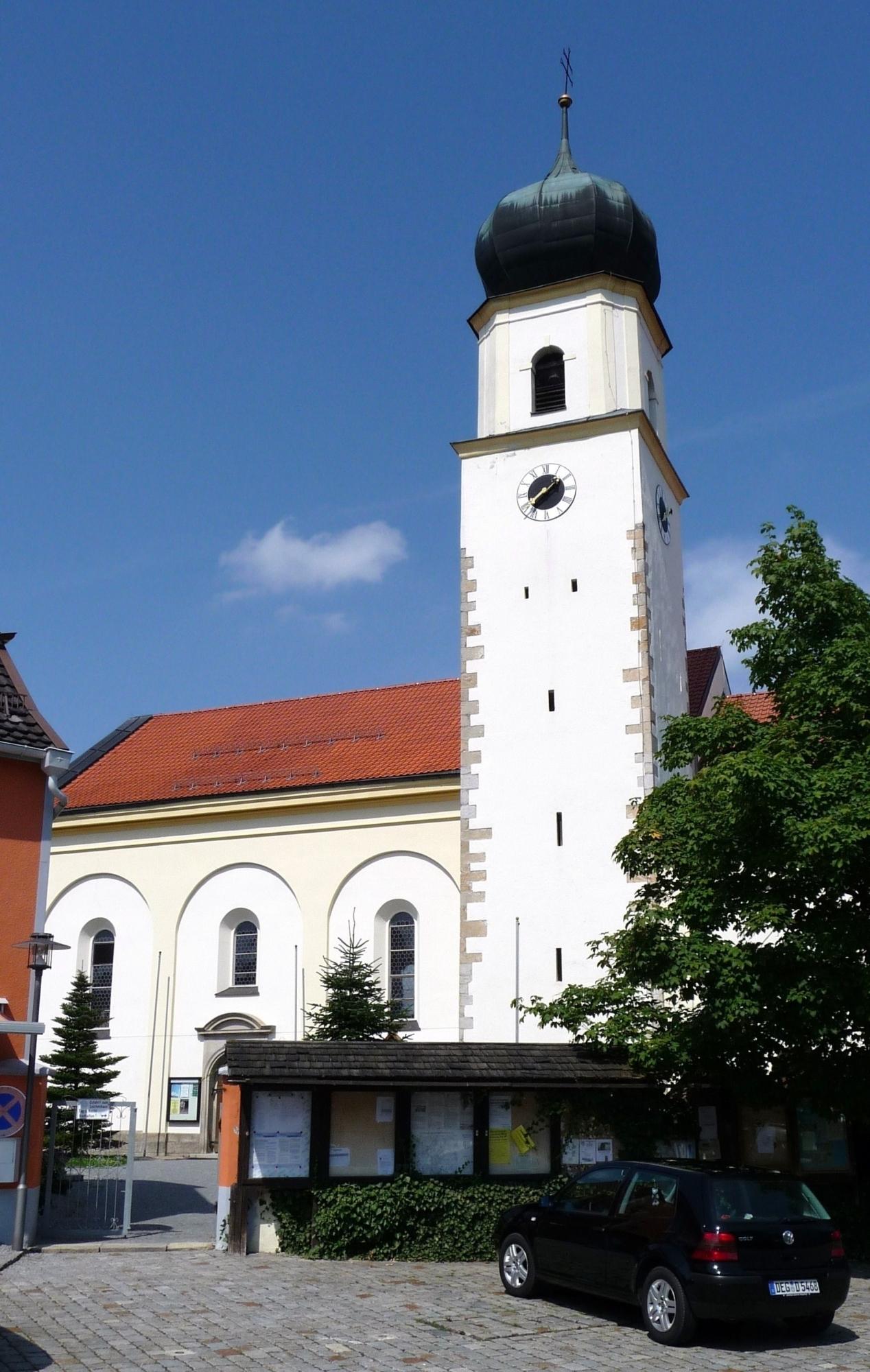 Pfarrkirche Iggensbach