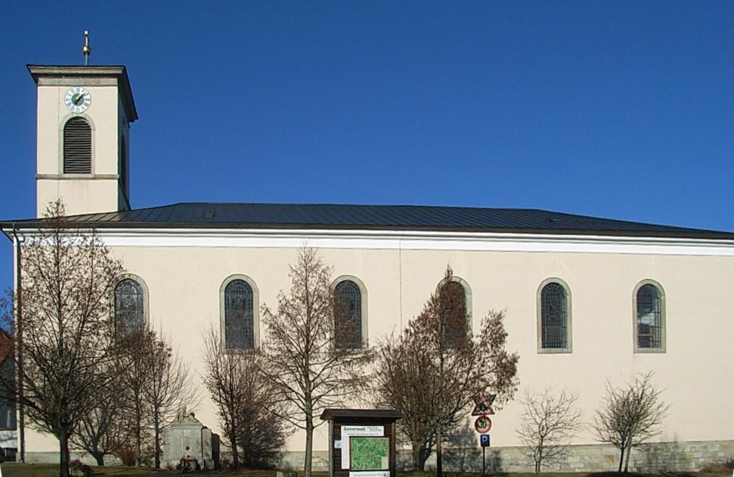 Pfarrkirche Innernzell 2