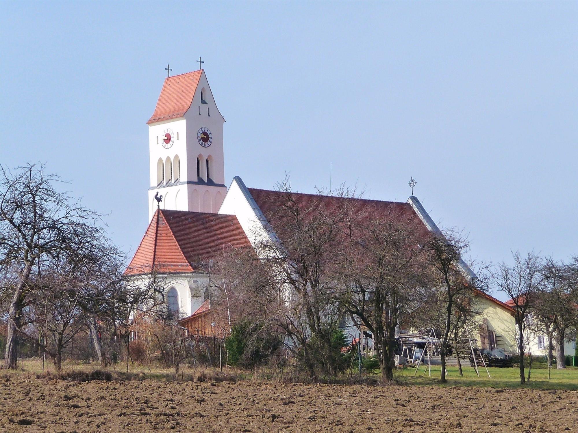 Pfarrkirche JC3 A4gerwirth