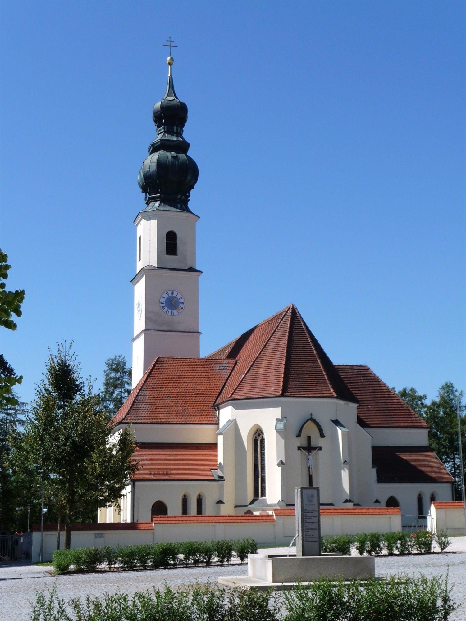Pfarrkirche Kastl