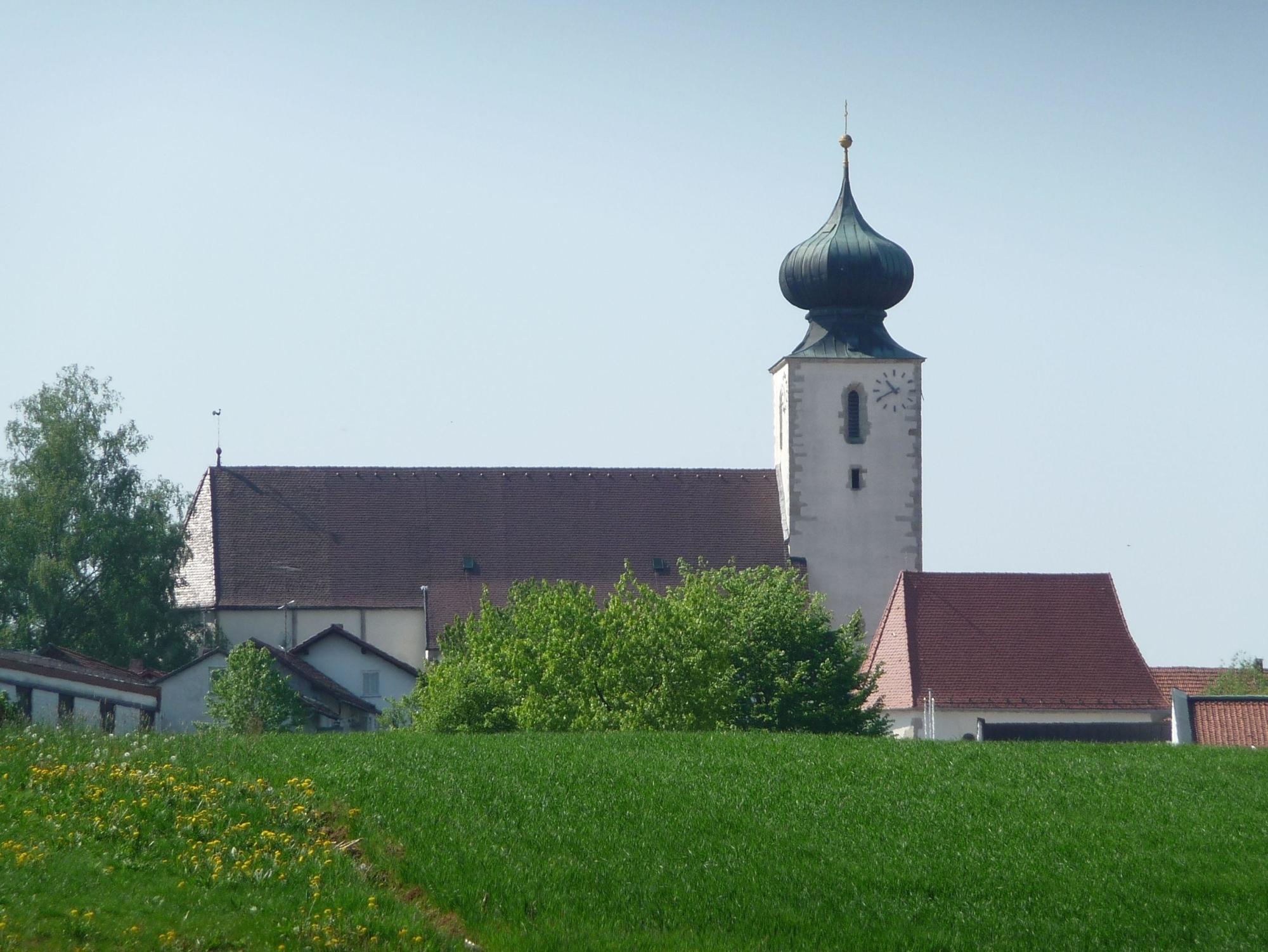 Pfarrkirche Kellberg