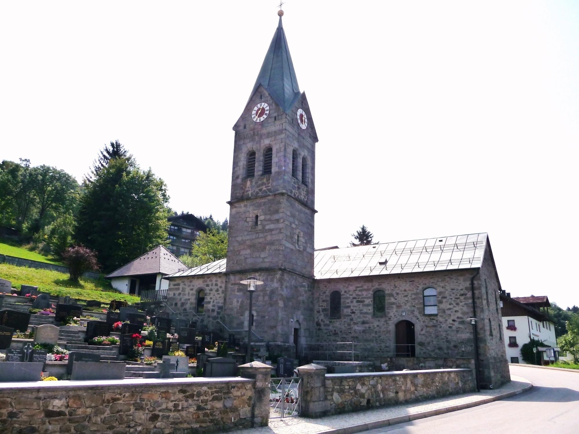 Pfarrkirche Langfurth 28 Sch C3 B6fweg29