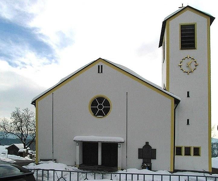 Pfarrkirche Lindberg 2