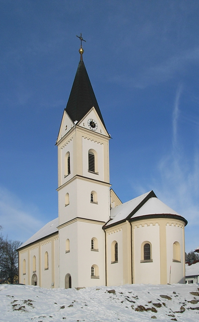 Pfarrkirche Ludwigsthal 2