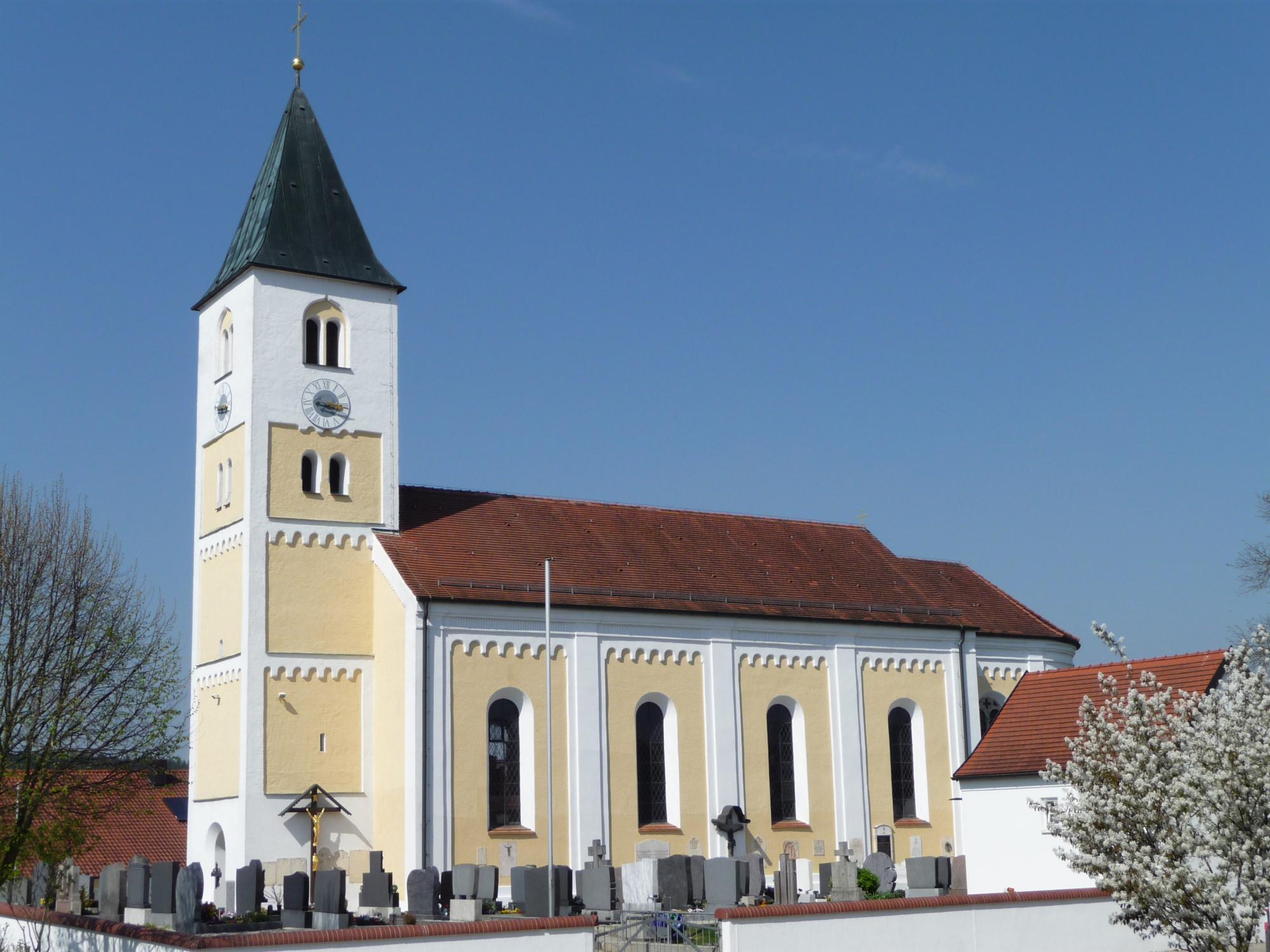 Pfarrkirche MC3 B Cnchsdorf