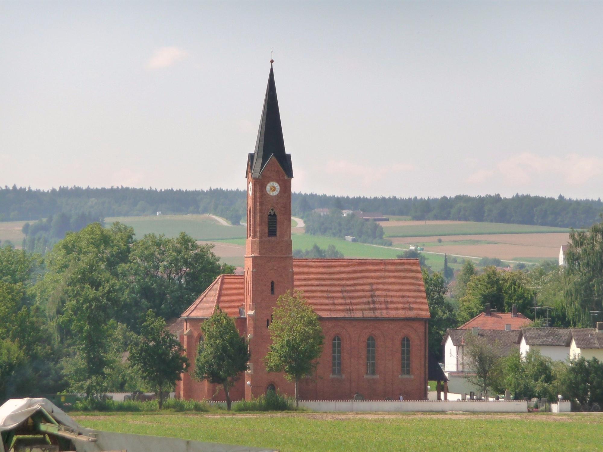 Pfarrkirche Mettenhausen