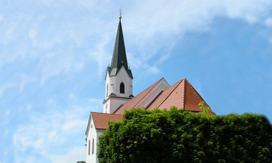 Pfarrkirche Mitterhausen2