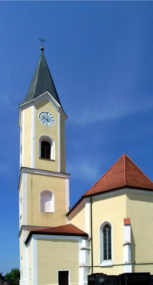 Pfarrkirche Mitterskirchen 2